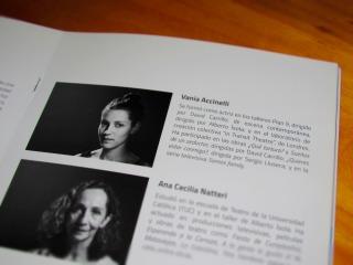 Reseña de Vania Accinelli.