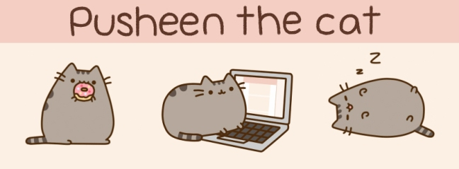 55 Pusheen [blog]