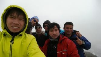 55 Pico 3, selfie Liu