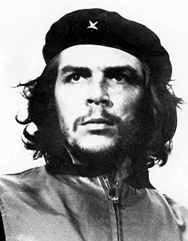160 Guerrillero Heroico. Alberto Korda, 05-03-1960