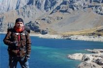 Foto por Pedro Córdova con su cámara.